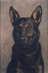 Bruno's Portrait