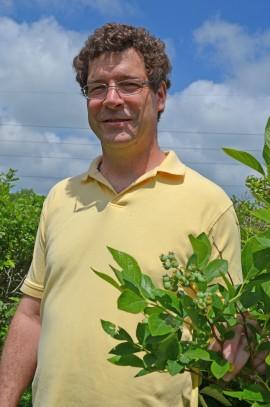 Paul Becker Blueberry Farm