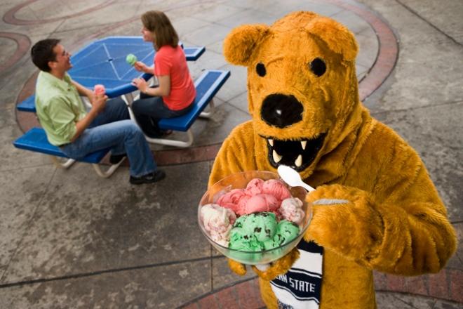 Ice cream Lion low res