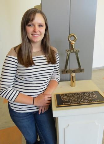 Rachel Sheridan, Behrend College