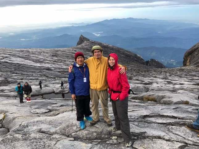 Daring Jon Liz Mt Kinabalu