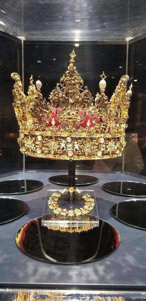 PLET trip - crown