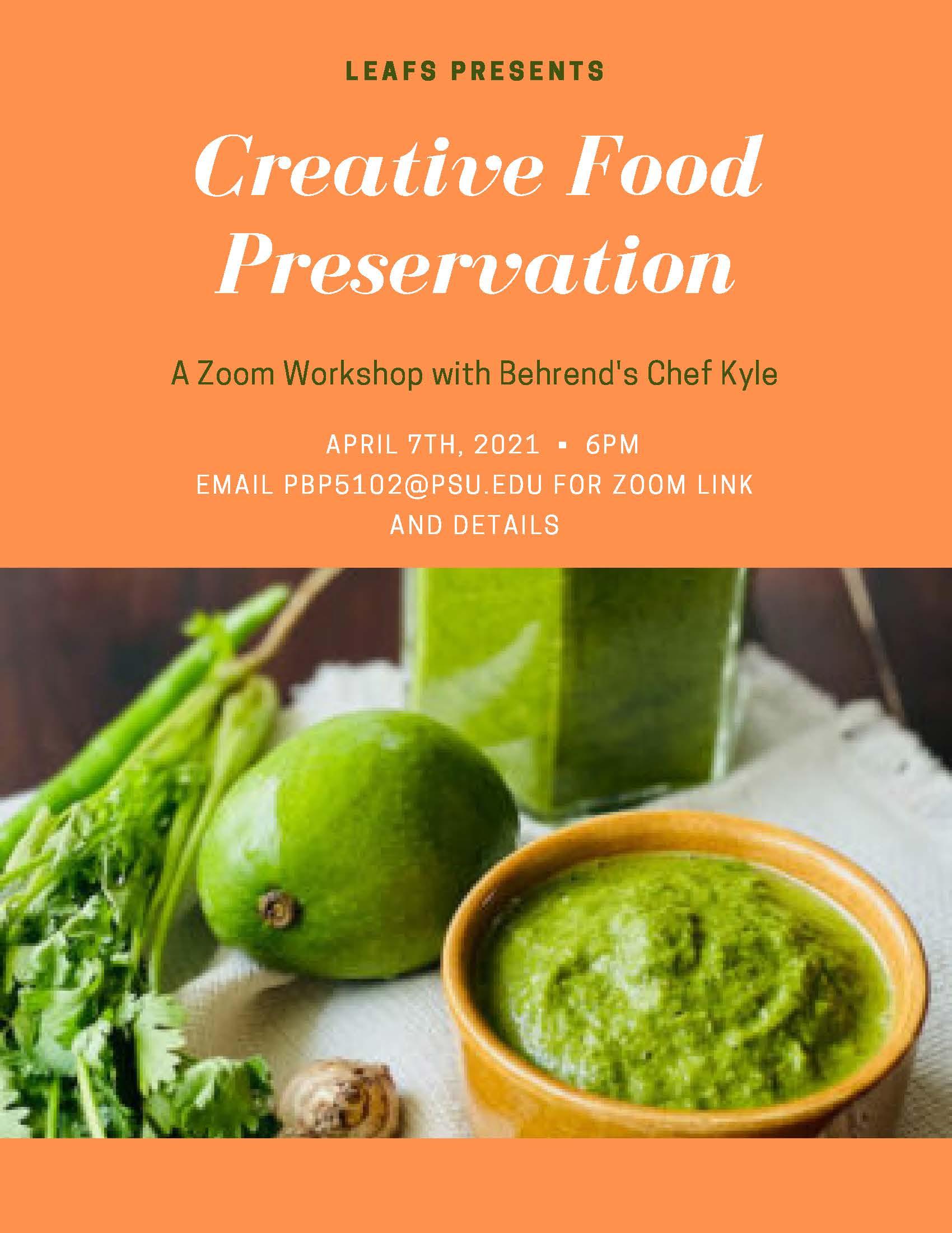Creative Food Preservation (002)