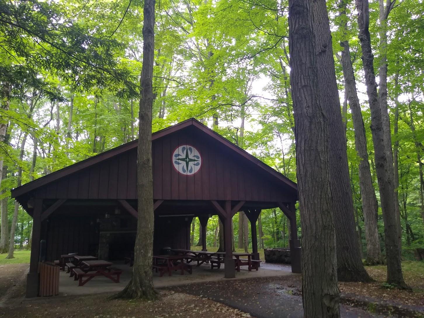 Wilson Picnic Grove in 2021